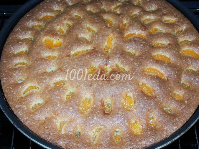 Пирог с мандарПирог с мандаринамиинами