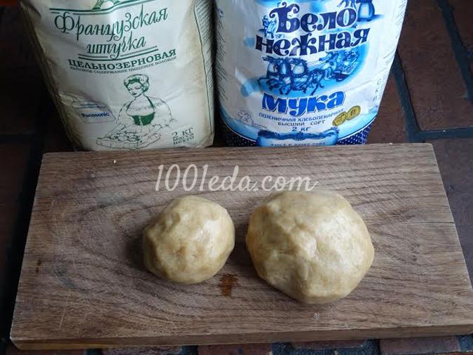 Цельнозерновой тертый пирог с брусникой: рецепт с пошаговым фото